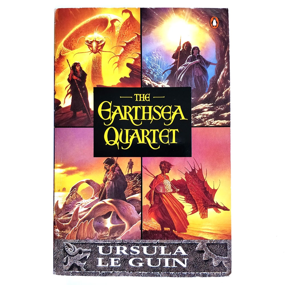 Image of Ursula Le Guin - The Earthsea Quartet