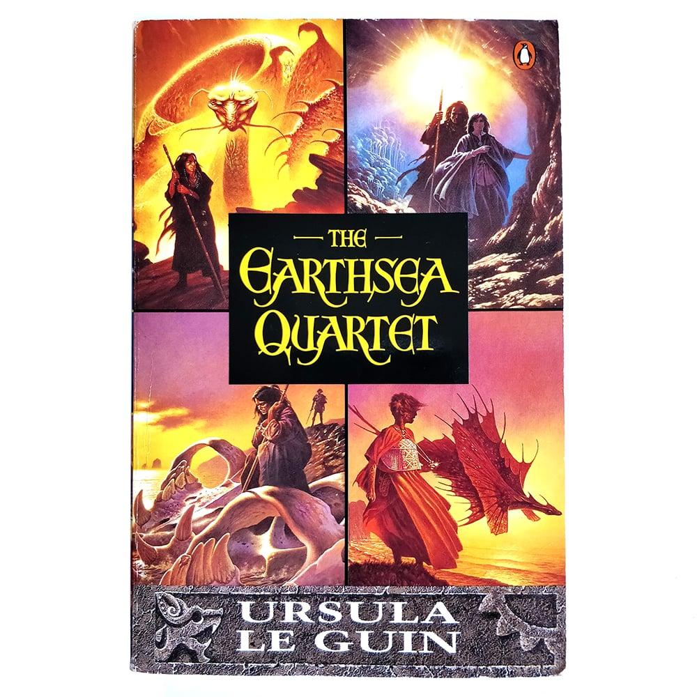 Ursula Le Guin - The Earthsea Quartet