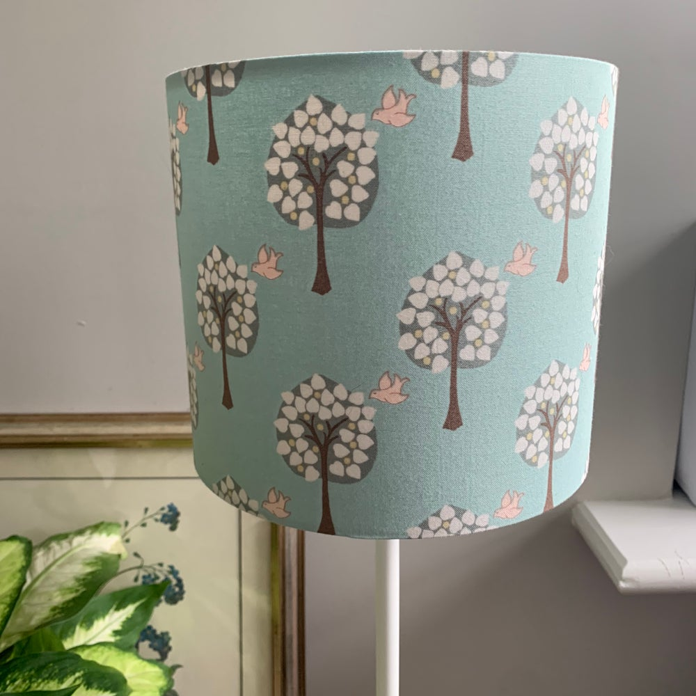 Image of Love Tree Duck Egg Shade