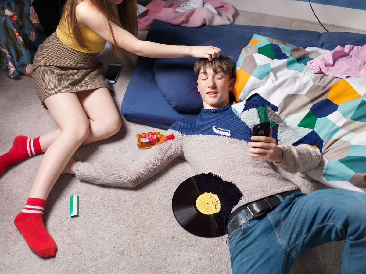 Image of Teen Room, signed limited edition prints
