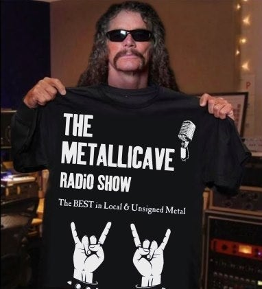 Image of Metallicave T-shirt