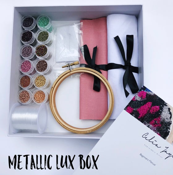 Image of Metallic Lux Box