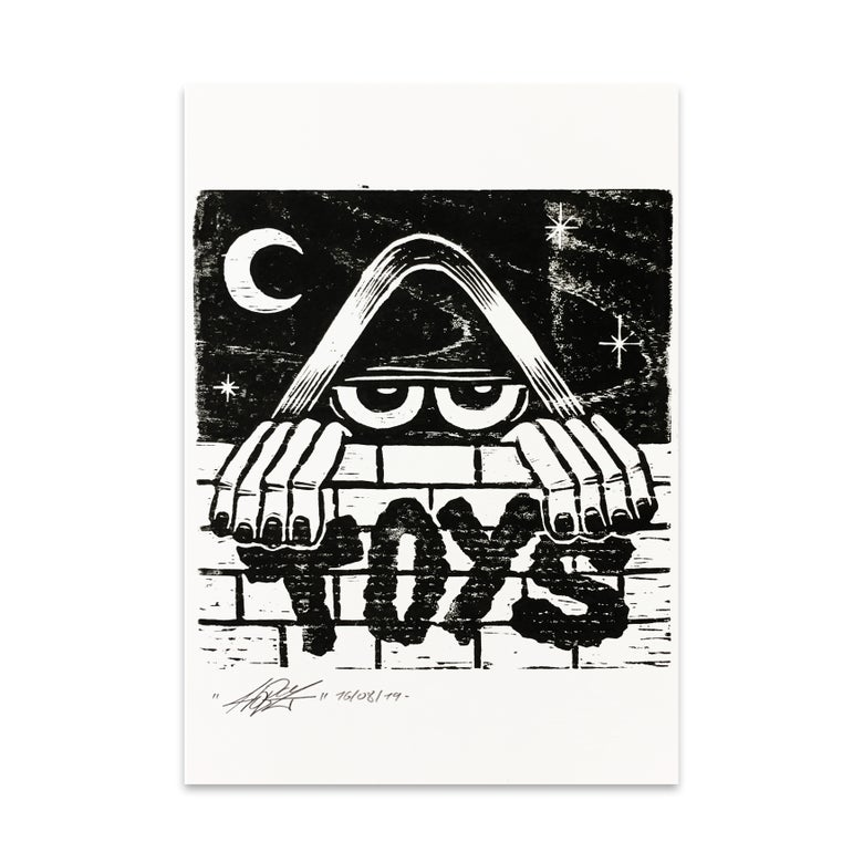 Image of TOYS - Noir