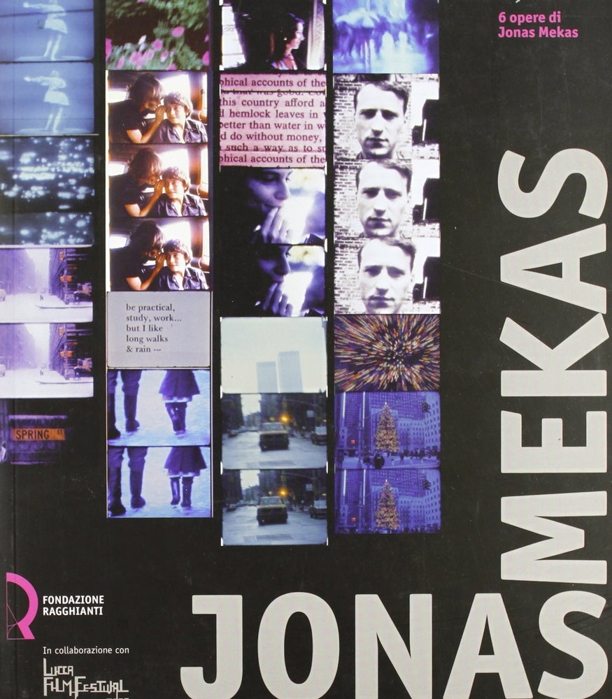 Image of 6 opere di Jonas Mekas, edited by Ben Northover