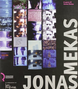 Image of 6 opere di Jonas Mekas, edited by Ben Northover