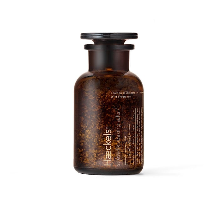 Image of HAECKELS Stress-Fix Soaking Bath Salts