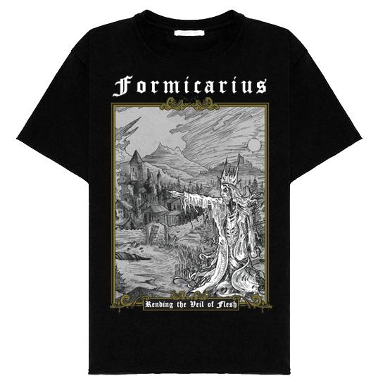 Image of Rending the Veil of Flesh T-shirt