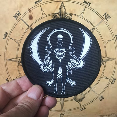 Image of PIRATE PATCH
