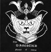Image of THE DOMESTICS 'SAMURAI CAT' T-SHIRT