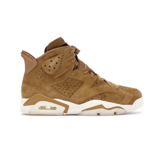 Image of Jordan 6 - Wheat/Golden Harvest - Size 11.5