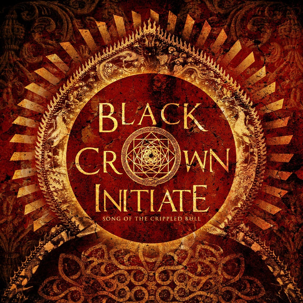 Image of BLACK CROWN INITIATE - Song of the Crippled Bull - CD