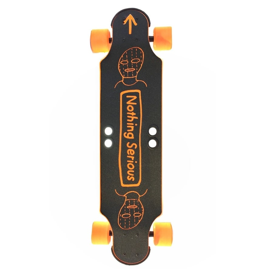 "Image of 32"" long board"