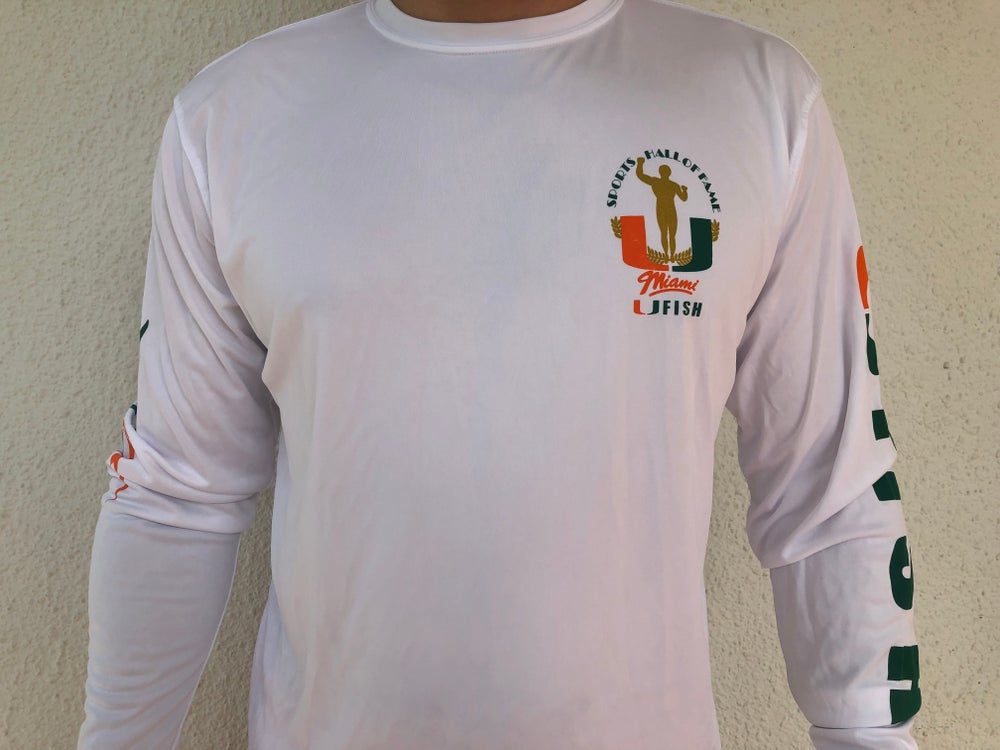 Image of U Fish long sleeve shirt