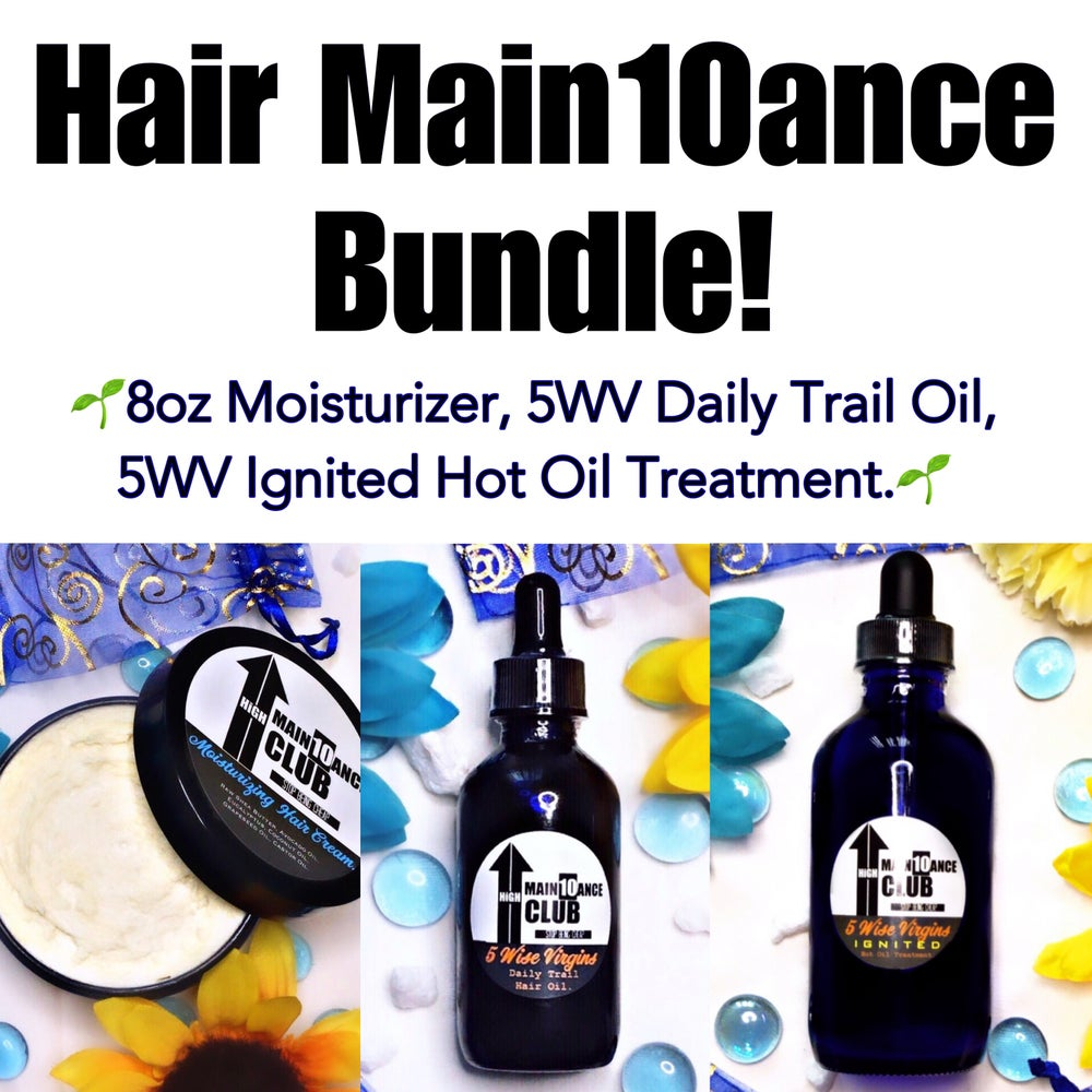 Image of Main10ance Bundle for Hair Growth!