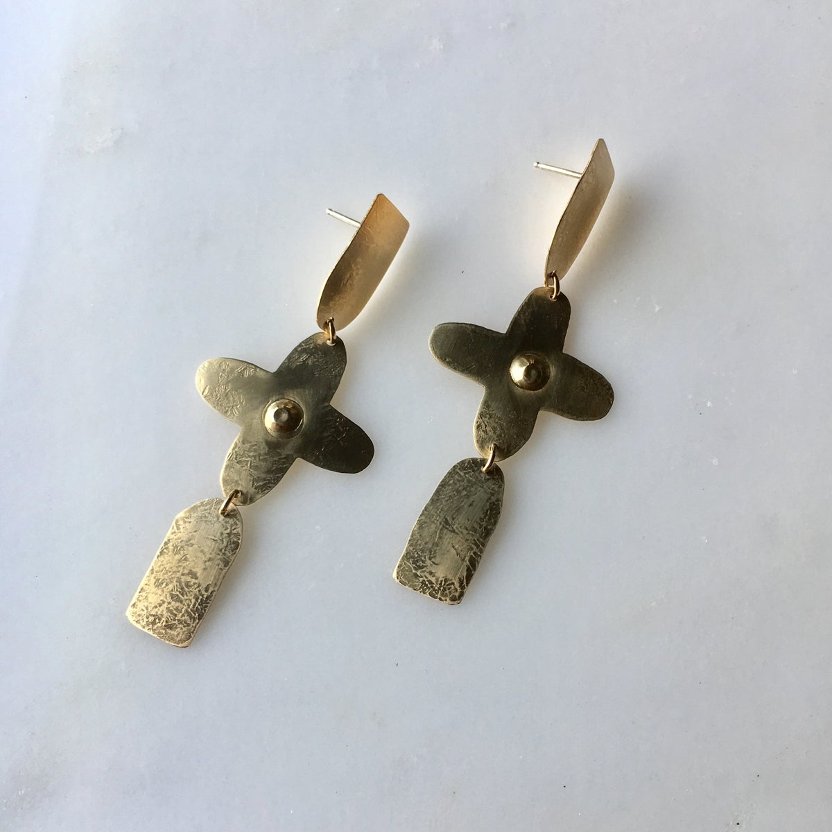 Image of axis earring