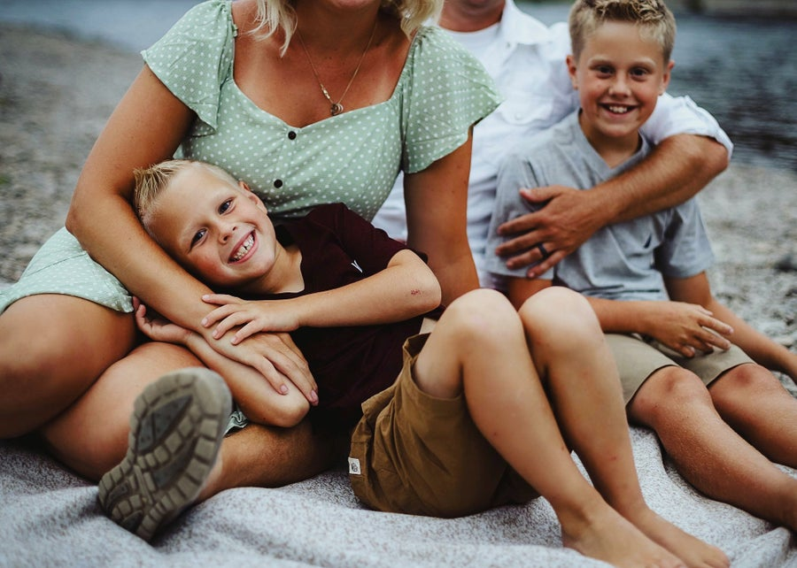 Image of Reserved for Michelle - Family Session