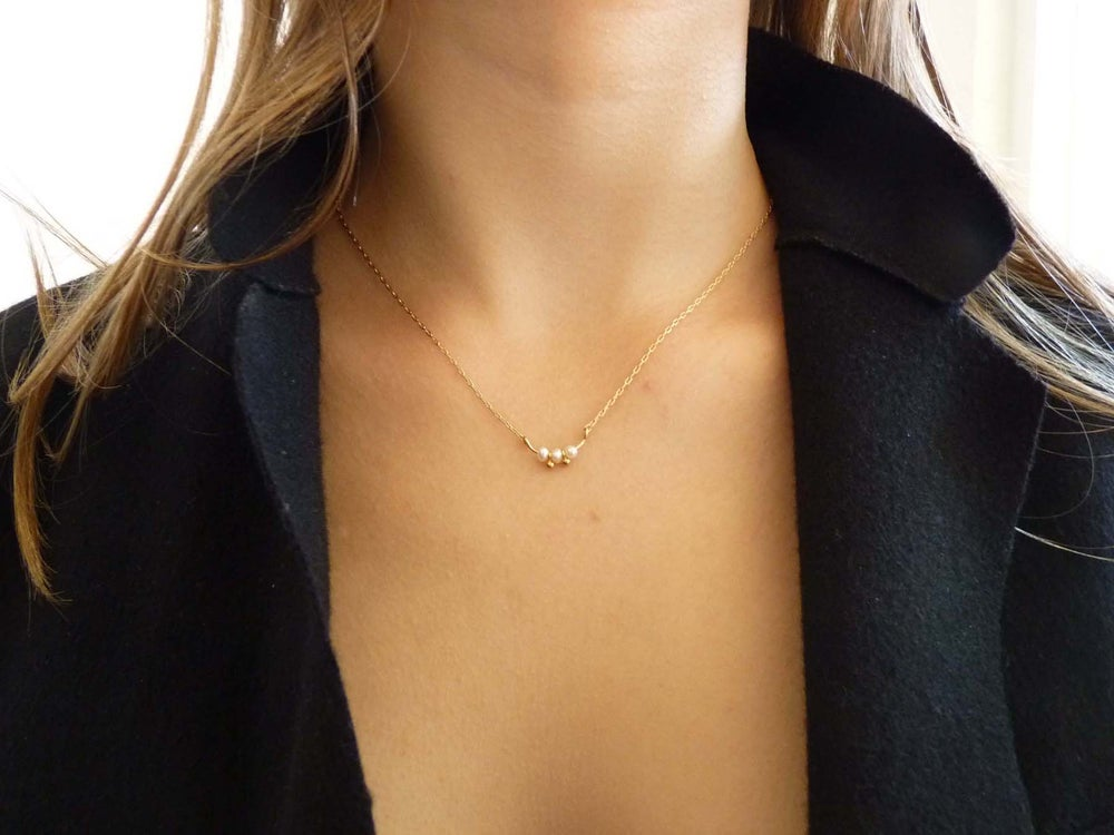 Image of Trois necklace
