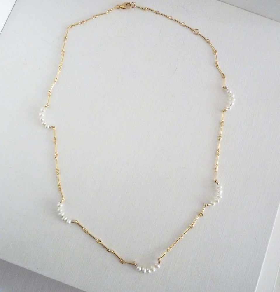 Image of Cinq necklace