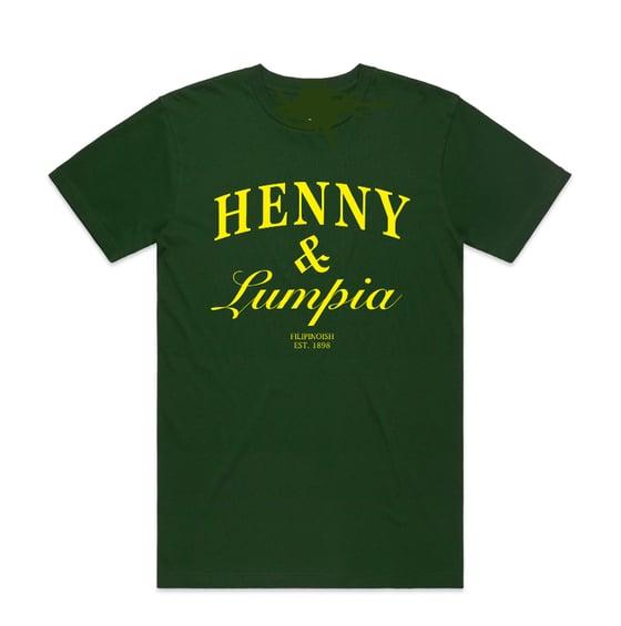 Image of Henny&lumpia Oak
