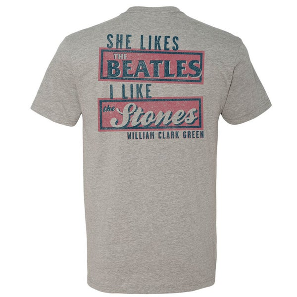 Image of Beatles / Stones Tee