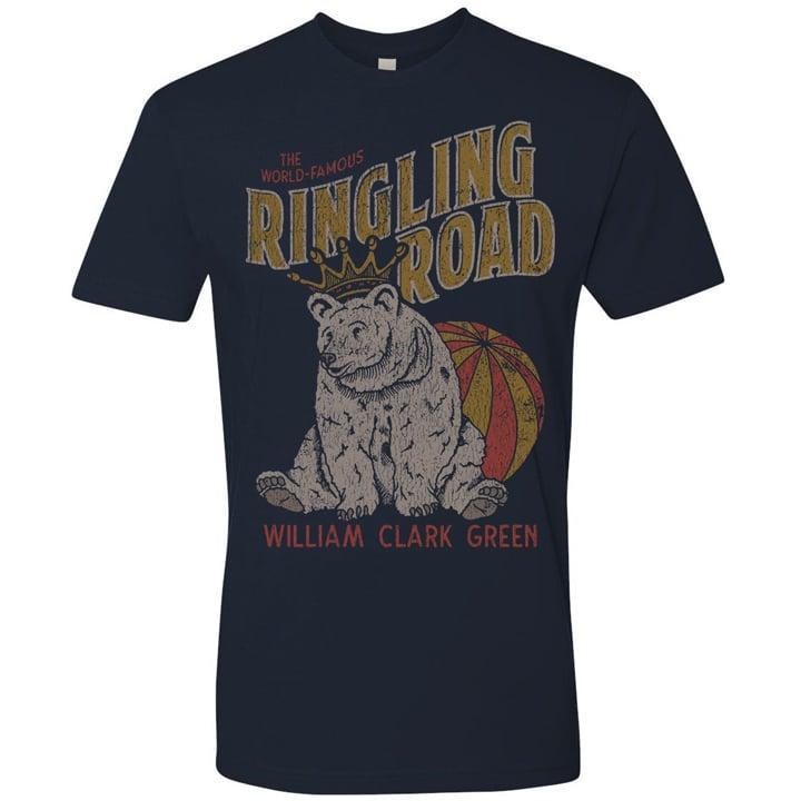 Image of Ringling Road Bear Tee