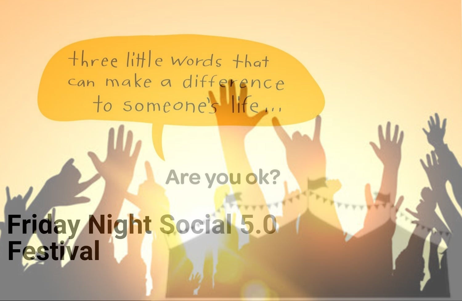 Image of Friday Night Social 5.0 Festival