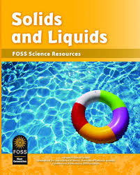 Image of 2nd Foss Science Solids and Liquids (Resource Book)