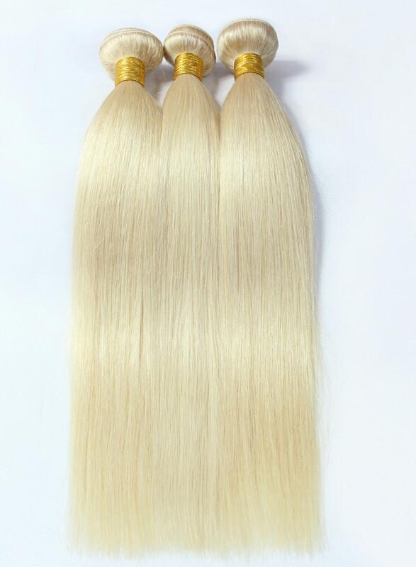 Image of Kota Russian Blonde Straight