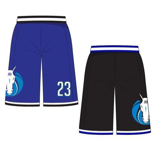 Image of Bronco Gameday Shorts