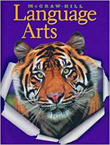 Image of Grade 4-McGraw-Hill Language Arts (Hard Cover)