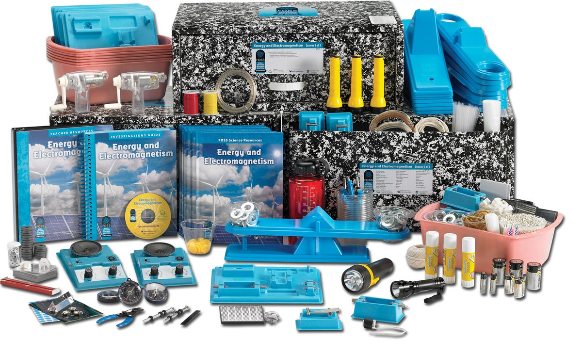 Image of 4th Grade FOSS Third Edition Energy and Electromagnetism Complete Kit