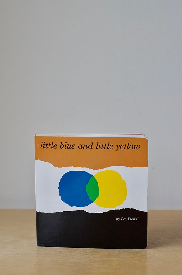 Image of Little Blue and Little Yellow