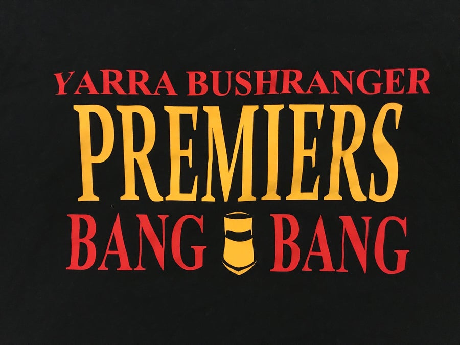 Image of Premiers T-shirts