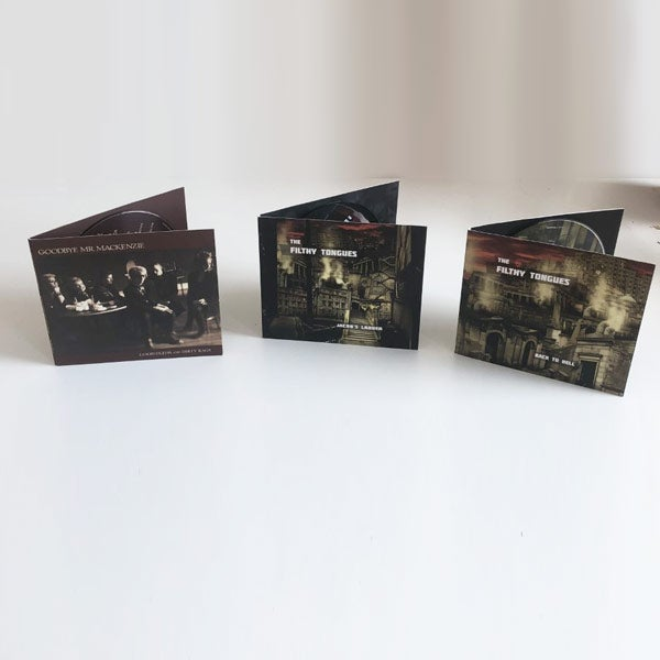 Image of Goodbye Mr Mackenzie/The Filthy Tongues Multi CD Special Offer
