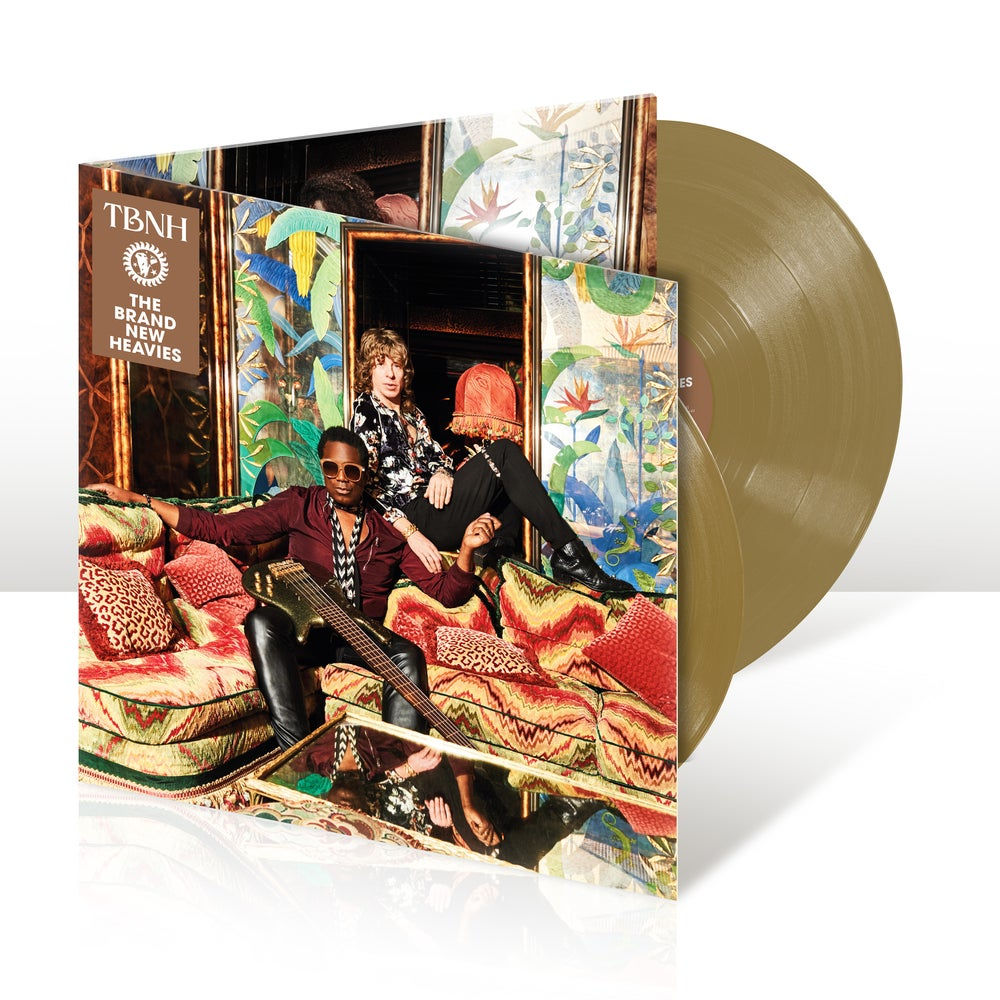 Image of The Brand New Heavies - TBNH Limited Edition Double LP
