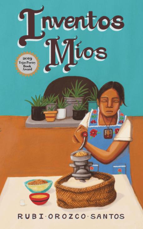 Image of Poetry Book: Inventos Míos