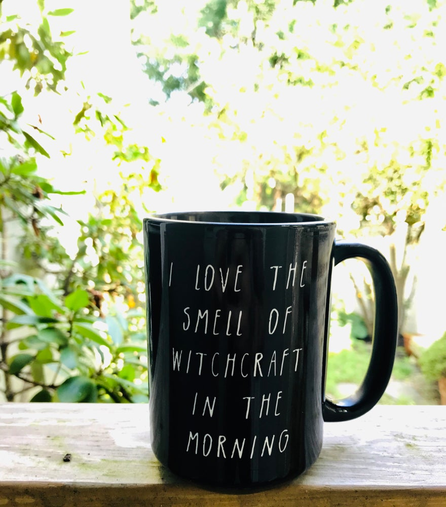 Image of Witchcraft In The Morning Mug
