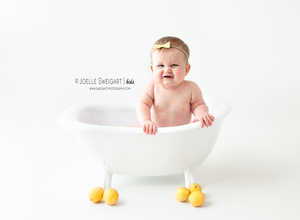 Image of Bathtub Session for Sitters