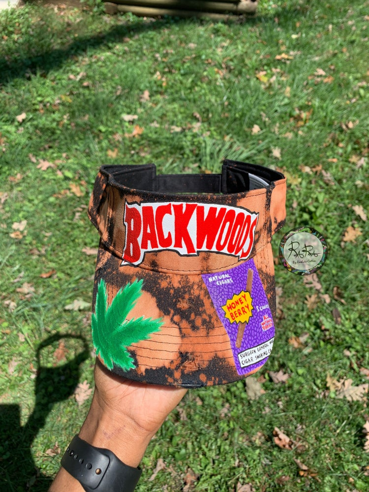 Image of Backwoods Visor With Pack