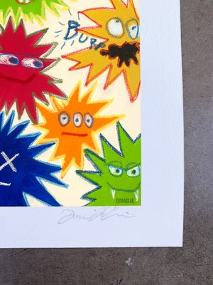 """Image of """"PUSH!"""" Limited-Edition Print"""