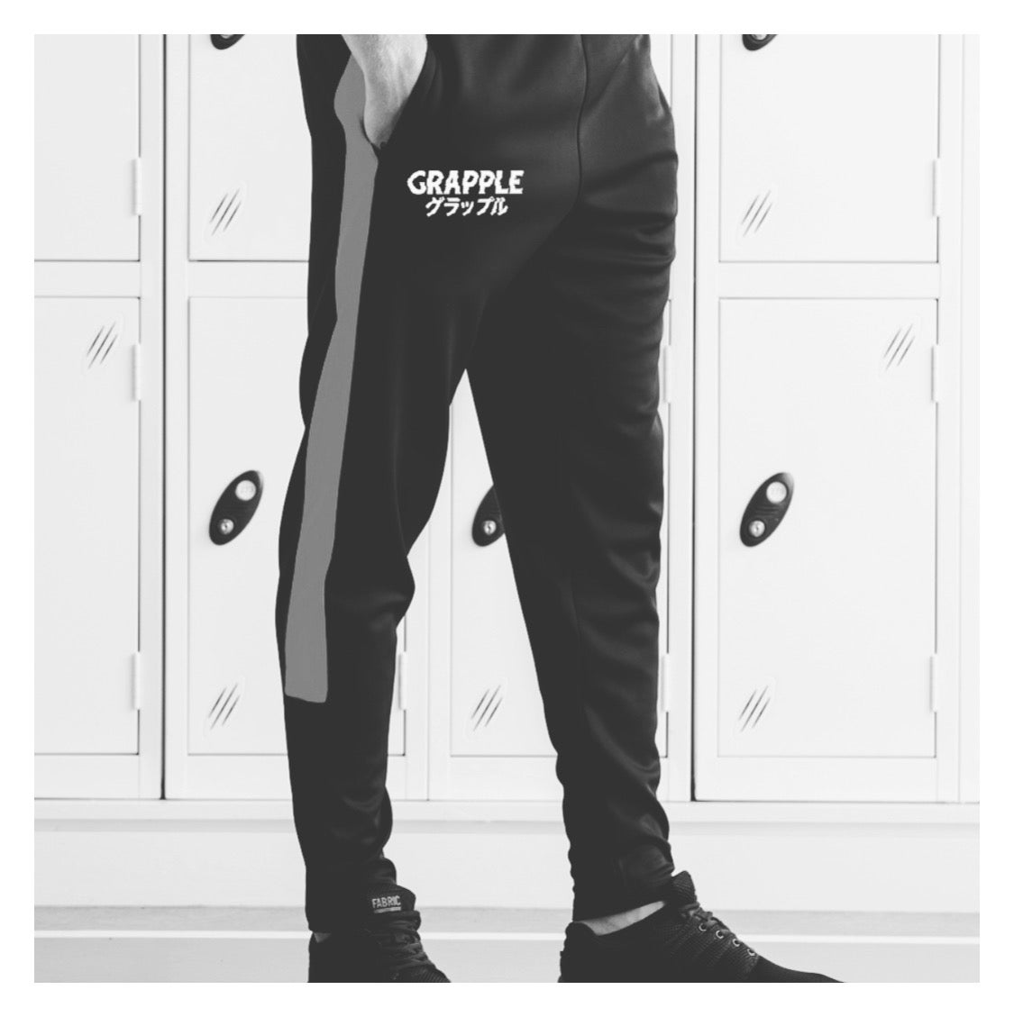 Image of Grapple Team Track Pants