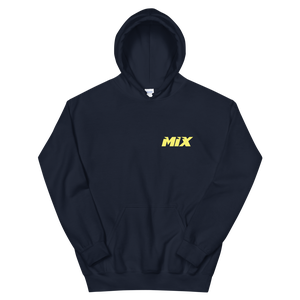 Image of Mix Hoodie // Dark