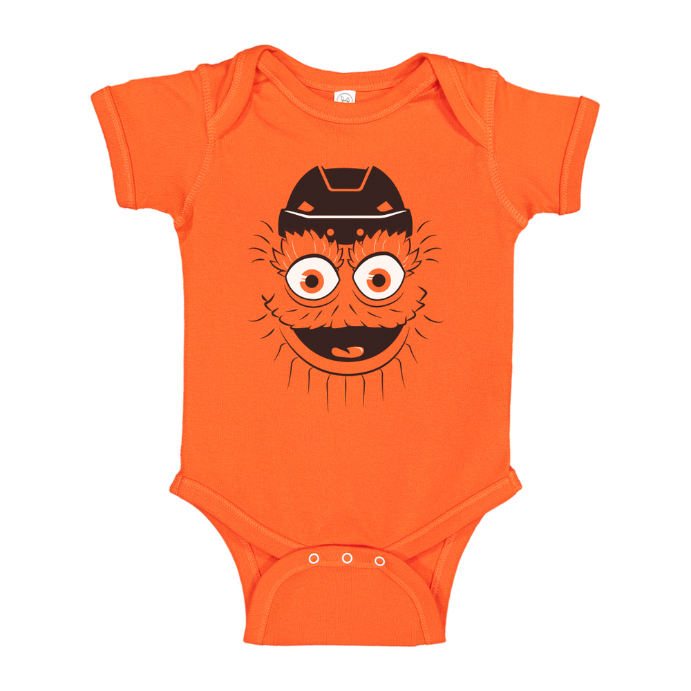 Image of G is for Gritty Infant Onesie