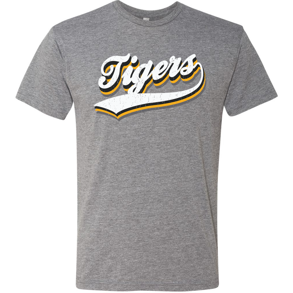 Image of DCS VINTAGE Mascot Tees - TIGERS