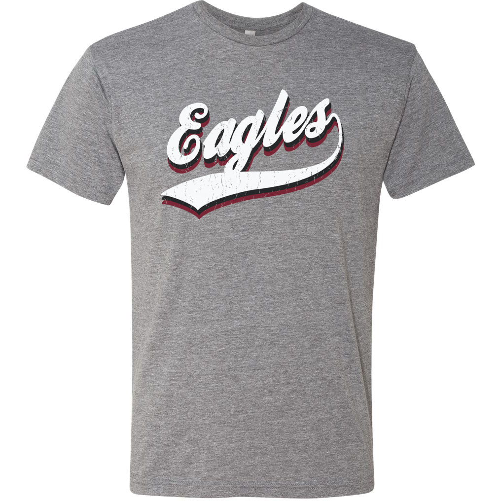 Image of DCS VINTAGE Mascot Tees - EAGLES