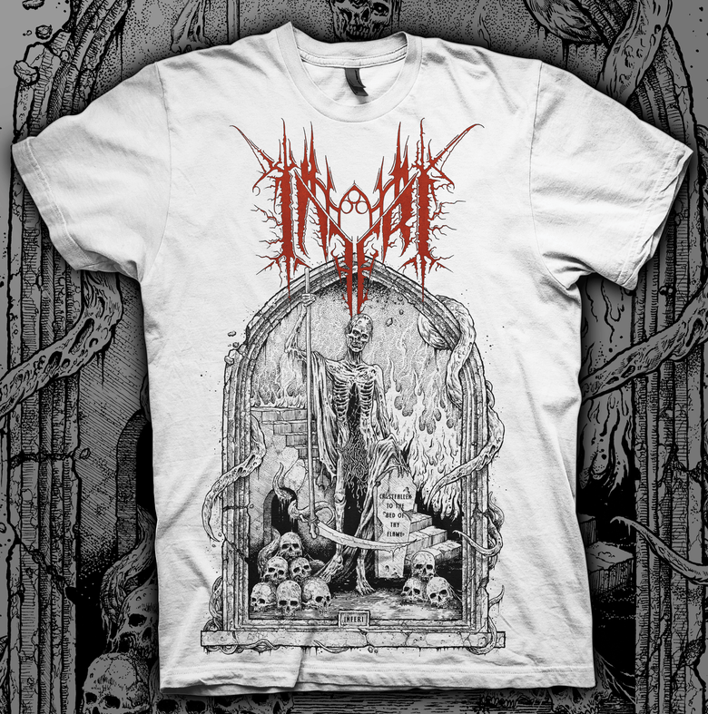 Image of INFERI - Sullen T-Shirt