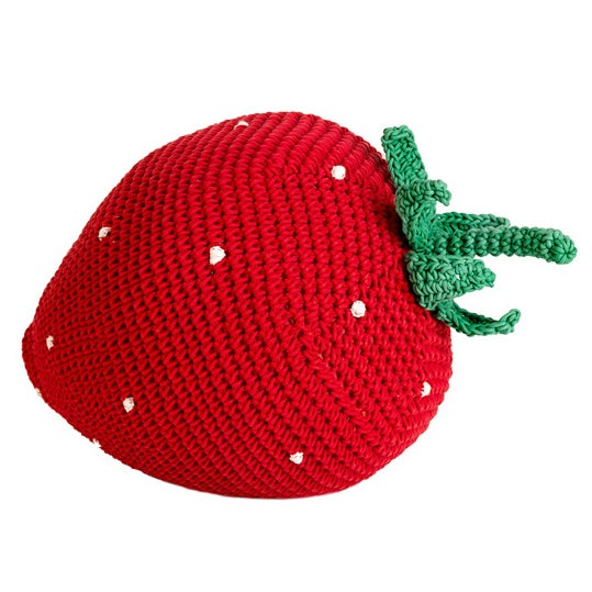 Image of Anne-Claire Petit Crochet Giant Strawberry