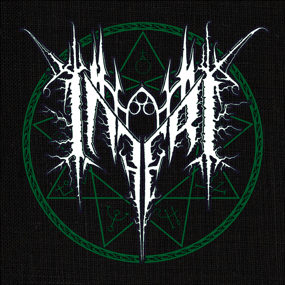 Image of INFERI - Sigil Patch