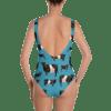 Oreo Cow swim suit