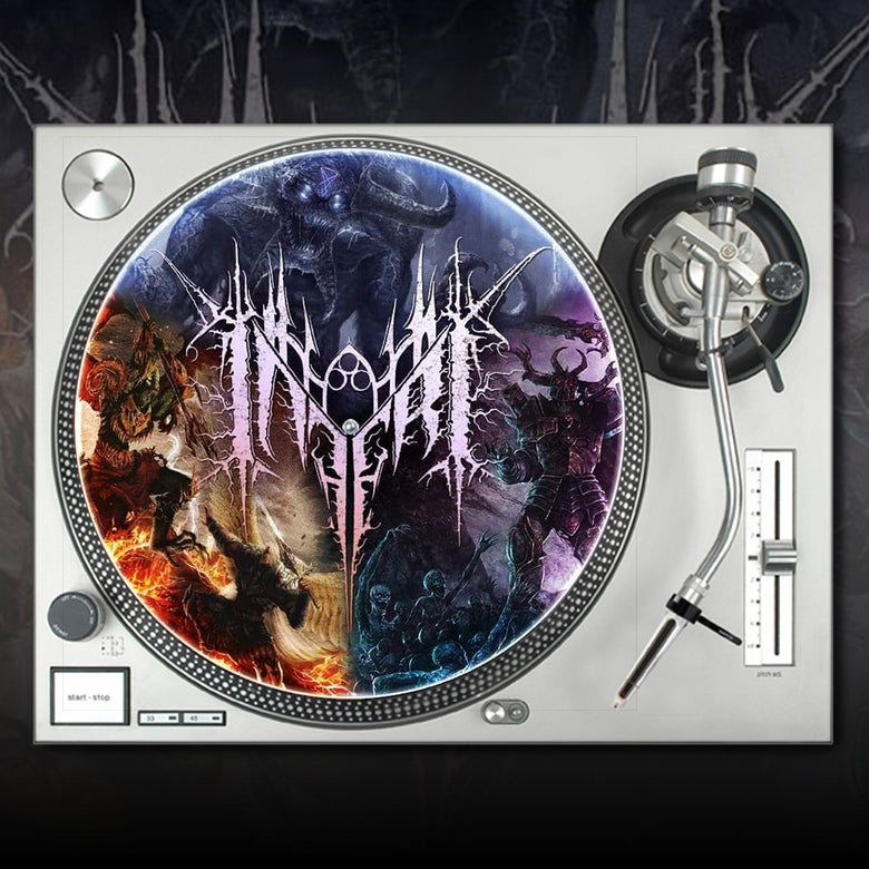 Image of INFERI - Turntable Slipmat